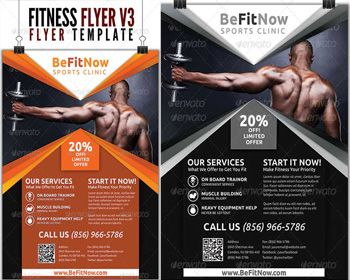 fitness flyer google inspire fitness pinterest. Black Bedroom Furniture Sets. Home Design Ideas
