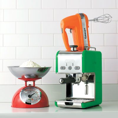 Colorful Small Appliances Countertop Kitchens and House