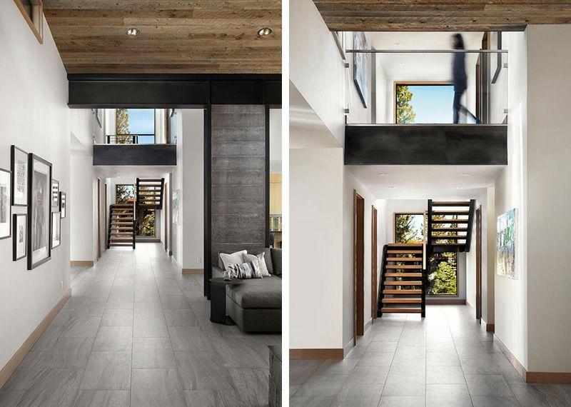 Charmant House · Galerie Mit Steg Elegant MyStylery Mia Florentine Weiss Homestory  (33) Hausdesign In Weiss Galerie World Architects Hervorragend Offene Küche  Mit ...