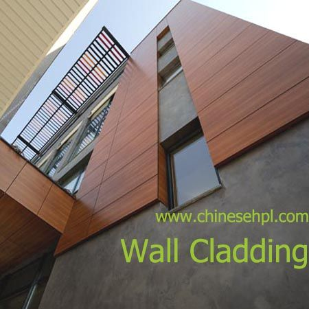 LIJIE fireproof exterior wall cladding paneling hpl for building ...