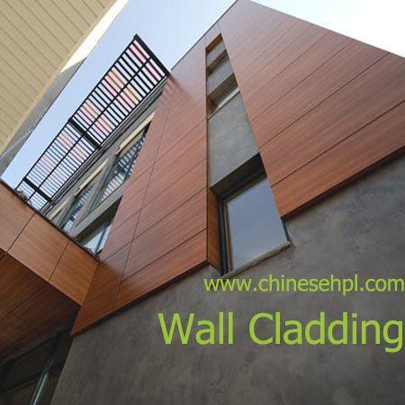 Lijie Fireproof Exterior Wall Cladding Paneling Hpl For Building Wall Cladding Exterior Wall Cladding Wall Cladding Panels
