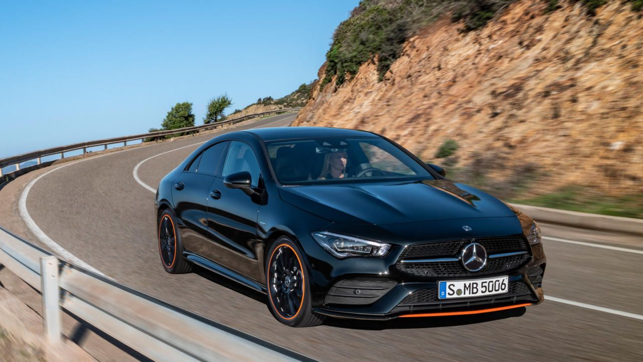 2018 Mercedes Benz Cla Class Cla 250 4matic Exterior And