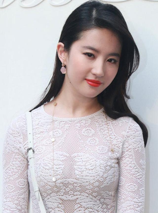 劉亦菲 #刘亦菲 Crystal Liu Yi-...