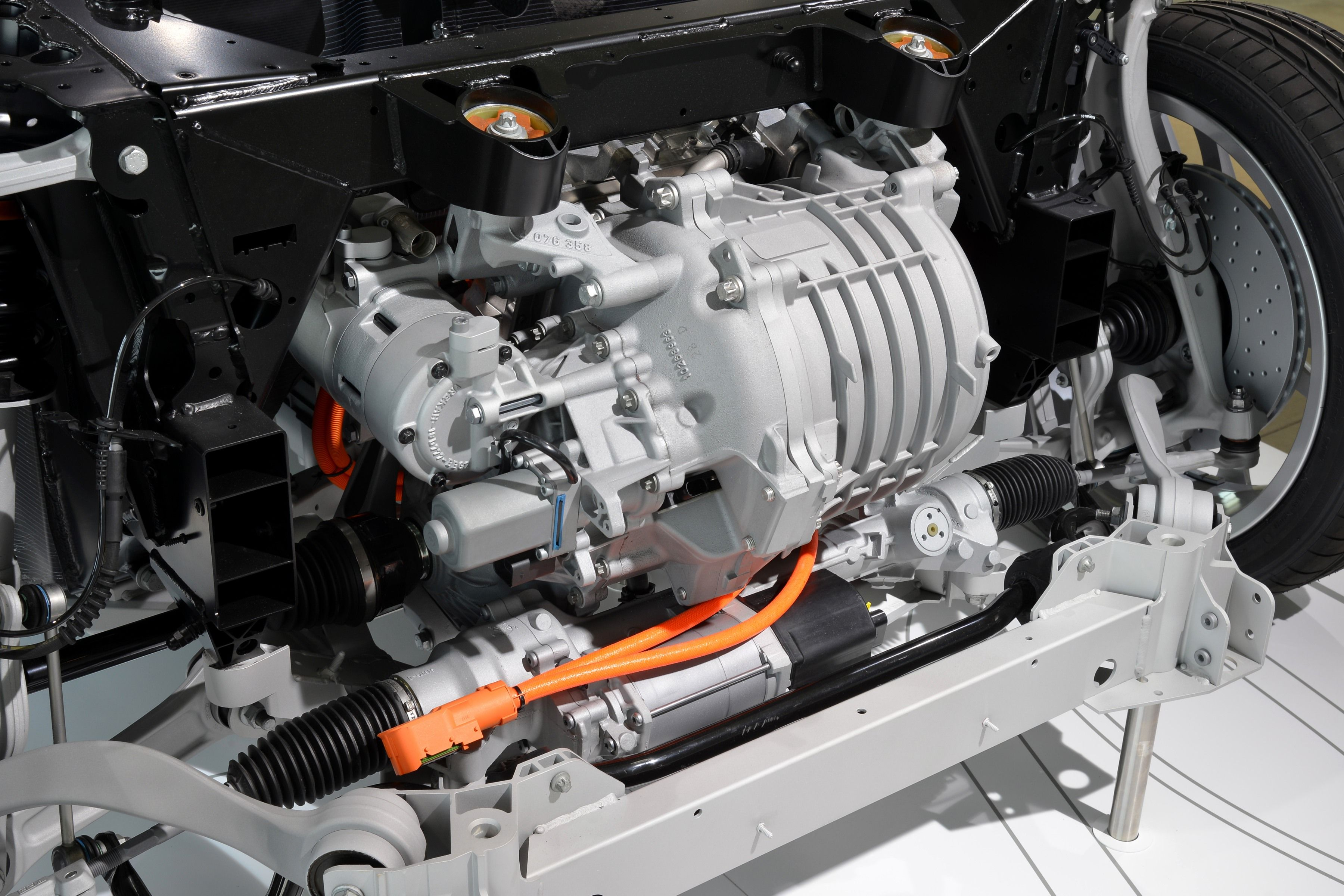 Multi Speed Transmissions Coming To Electric Vehicles Http Www
