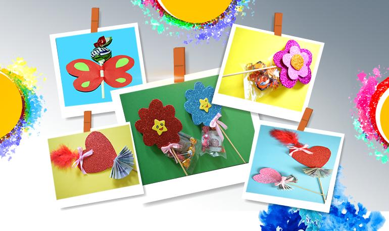 5 أفكار توزيعات العيد جميلة و سهلة عيديات توزيعات هدايا Gifts For Kids Gifts Kids