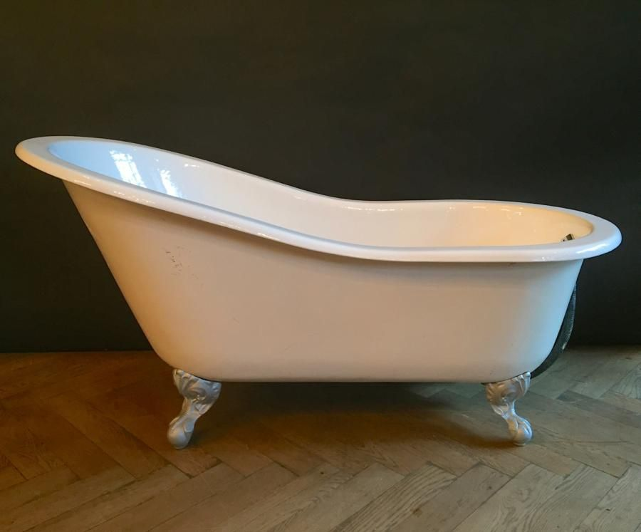 Reclaimed Cast Iron Baths London. english salvage architectural ...