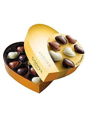 Godiva Coeur Selection
