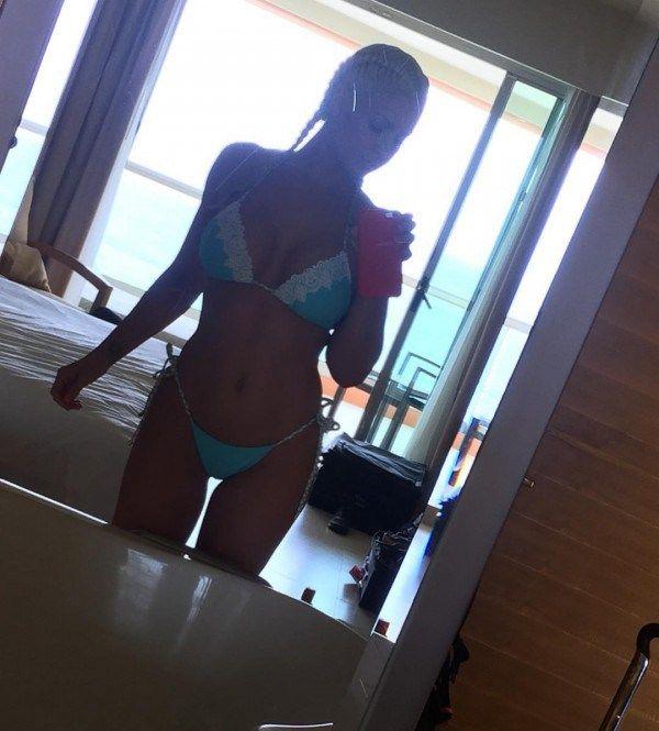 Maryse In A Bikini Maryse Wwe Wwedivas  -2656