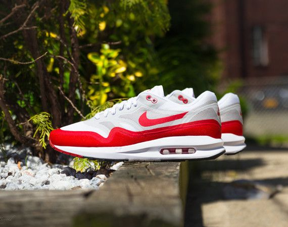 "Nike Air Max 1 Lunar OG ""Sport Red"" 