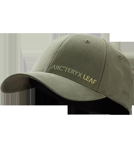 44a562a664e The Arcteryx LEAF X Cap. Fitted Flex fit design with a stiff brim ...