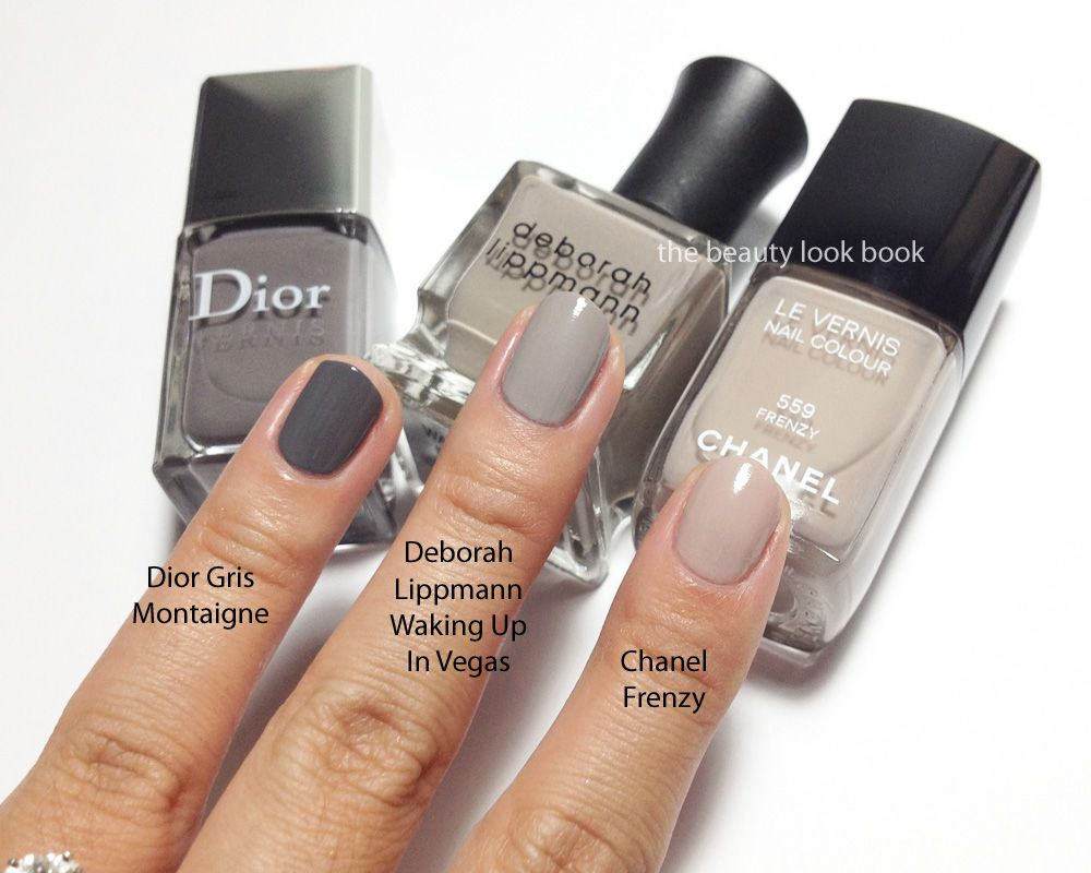 The Beauty Look Book: Chanel Frenzy #559 Le Vernis, Deborah Lippmann ...