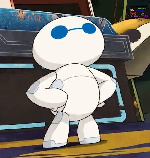 Mini Max Big Hero 6 Big Hero Big Hero 7