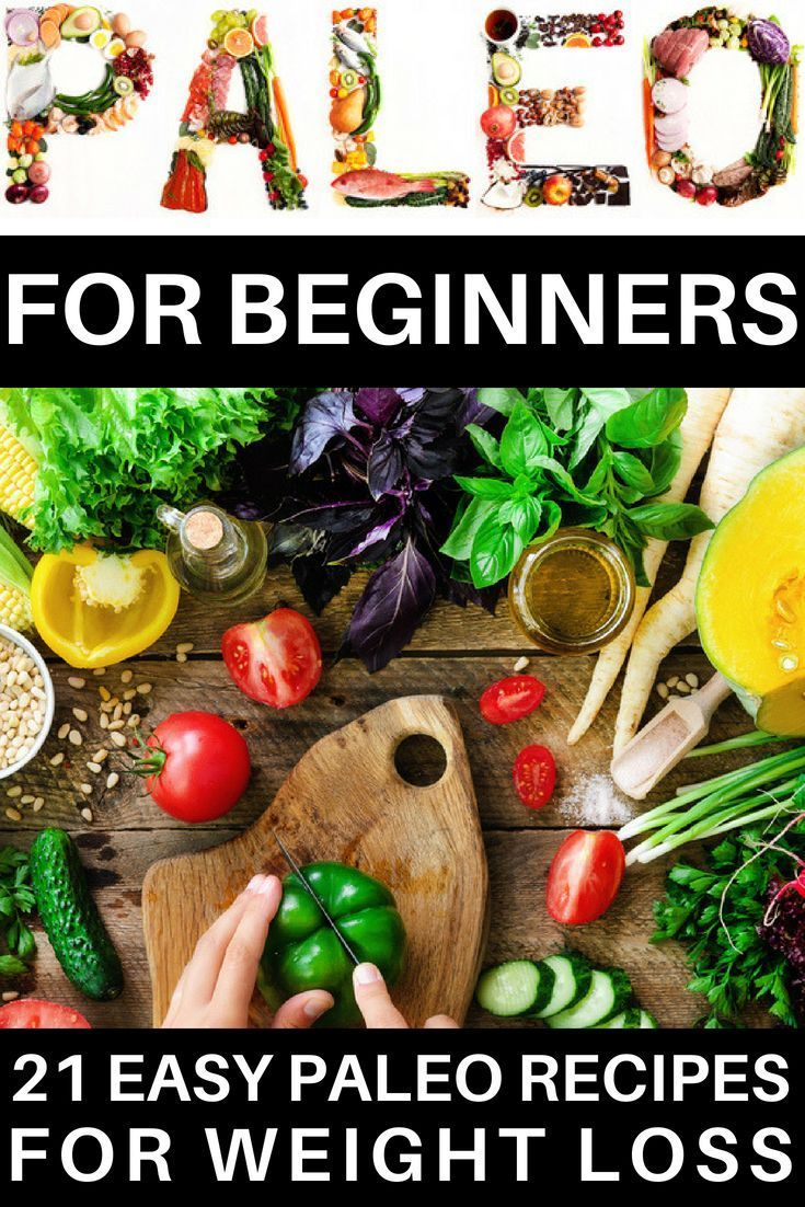 Paleo Diet for Beginners: What The Paleo Diet Is + 21 Paleo Recipes To Get Started images