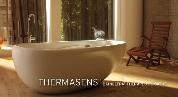 ThermaSens From Is A New Category Of Therapeutic Bathtubs, According To The  Company. The Tub Was Designed To Stimulate The Senses Through A Combination  Of ...