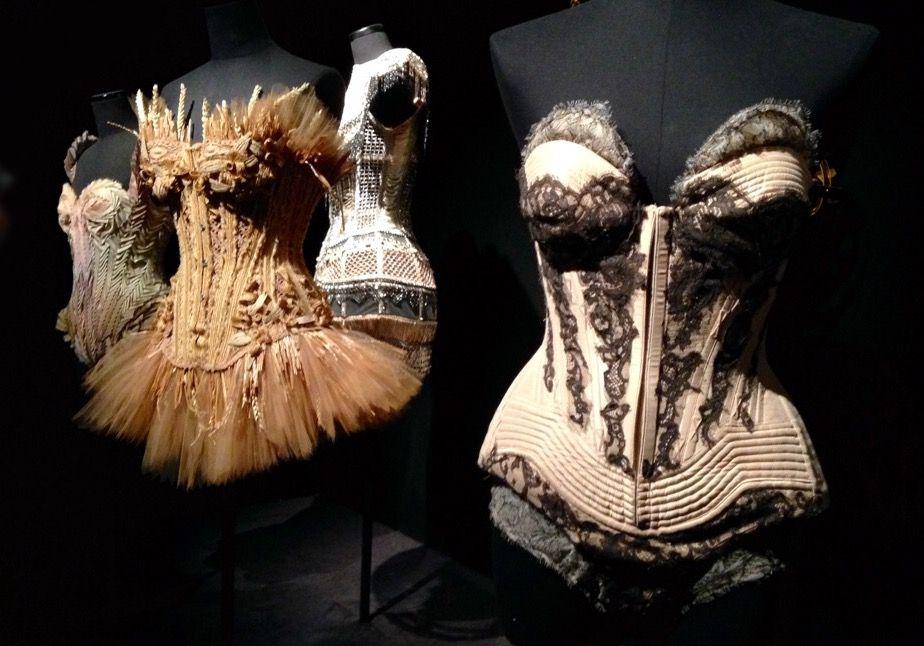 Jean Paul Gaultier Exhibition, Grand Palais, Paris