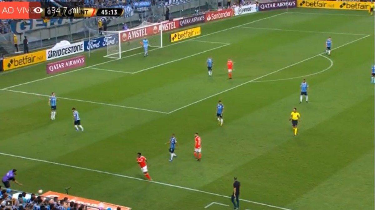 Gremio X Inter Ao Vivo Online Facebook Watch Libertadores