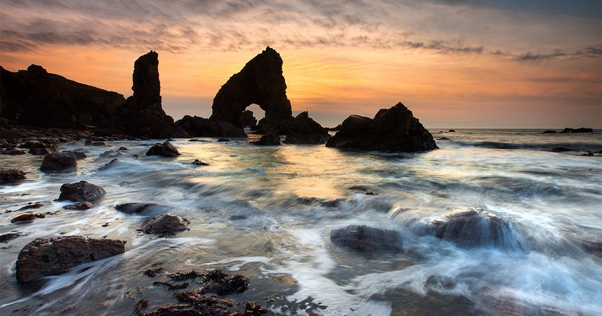 Sculpted Rocks  by Stephen Emerson on 500px