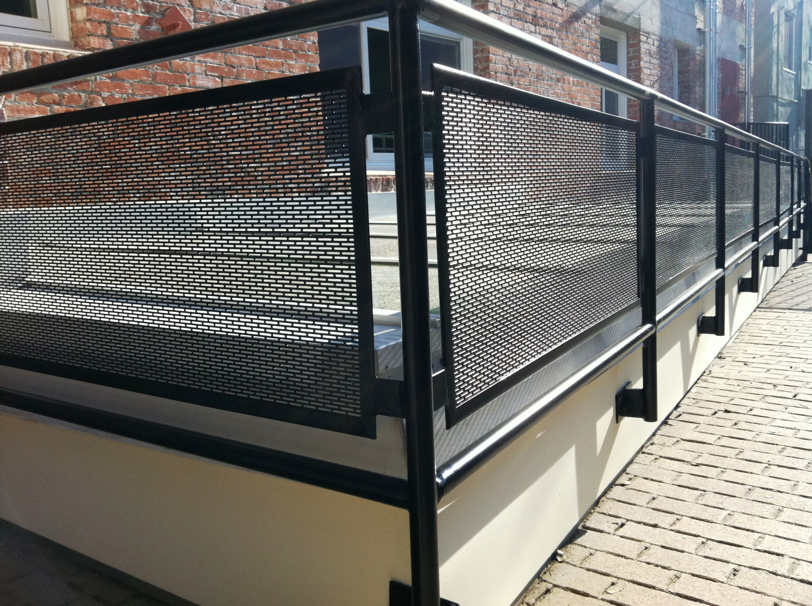Image Result For Unique Metal Railing Dengan Gambar Ide