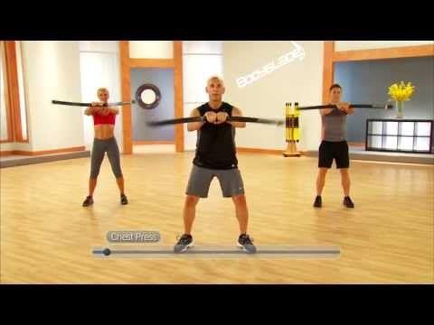 Bodyblade®: Chest Press - YouTube