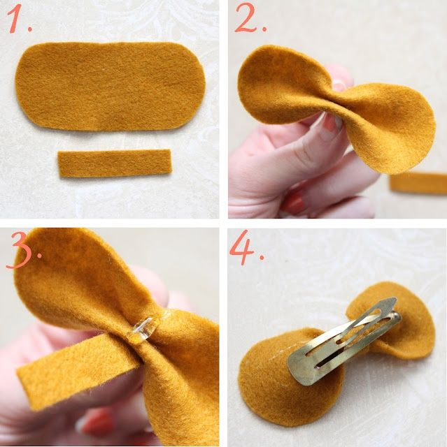 rounded bow tutorial from ruffles and stuff  #Hairbows #rounded #ruffles #stuff #tutorial