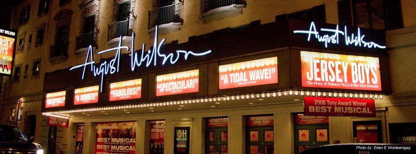 August Wilson Theatre Theatre August Wilson Musicals