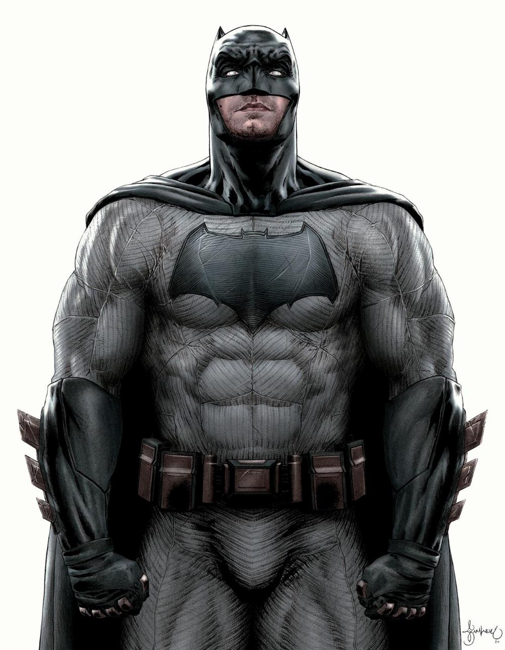 Batman V Superman Batman Color By Garnabiuth On Deviantart In 2021 Batman Batman Artwork Dc Comics Art