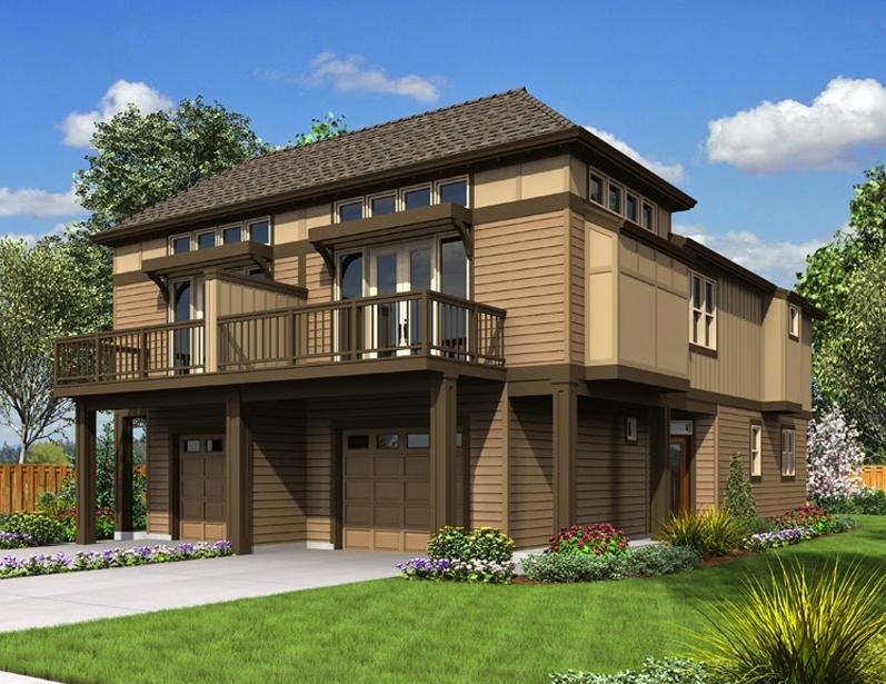 Desain Rumah Kayu Minimalis 2 Lantai Modern Style House Plans Modern Contemporary House Plans Wood House Design