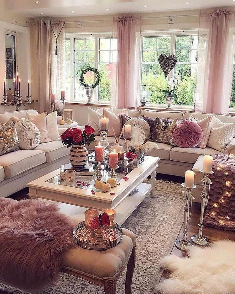 30 Cozy Home Decor Ideas For Your Home: 29+ Ideas Inspiradoras Para Decoración De Salas Modernas