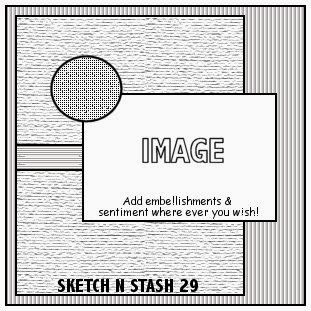 Sketch N Stash. Welcome to our Challenge blog. We challenge you to use your stash!: Challenge........133