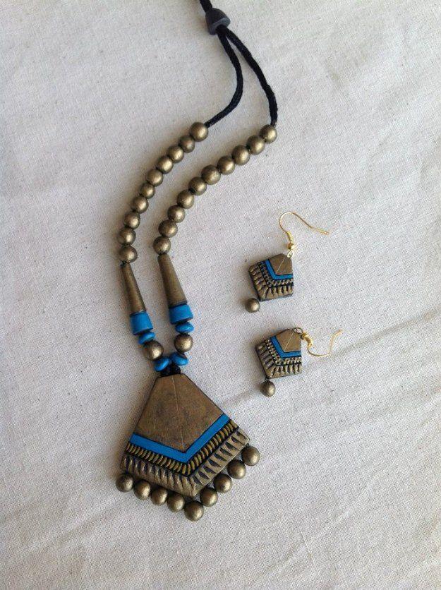 terracotta jewellery,fashion jewellery work shop in dubai