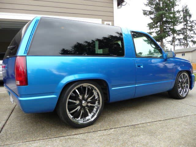 For Sale 1996 Chevrolet Tahoe 2 Door Custom Xtreme Toyz Classifieds Your 1 Automotive Classifed Ad Web Classic Chevy Trucks Chevrolet Tahoe Chevrolet Trucks