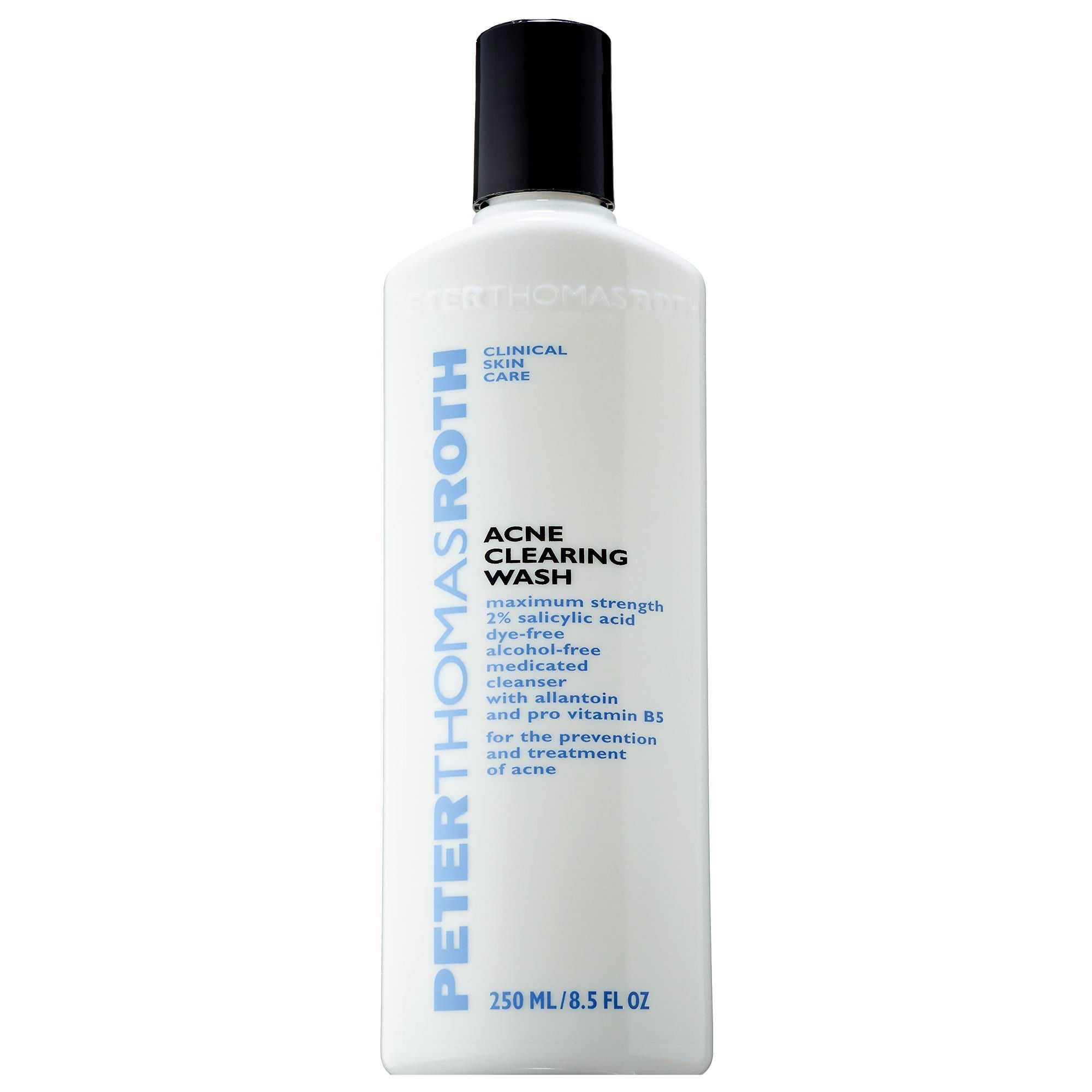 Acne clearing wash peter thomas roth sephora clear