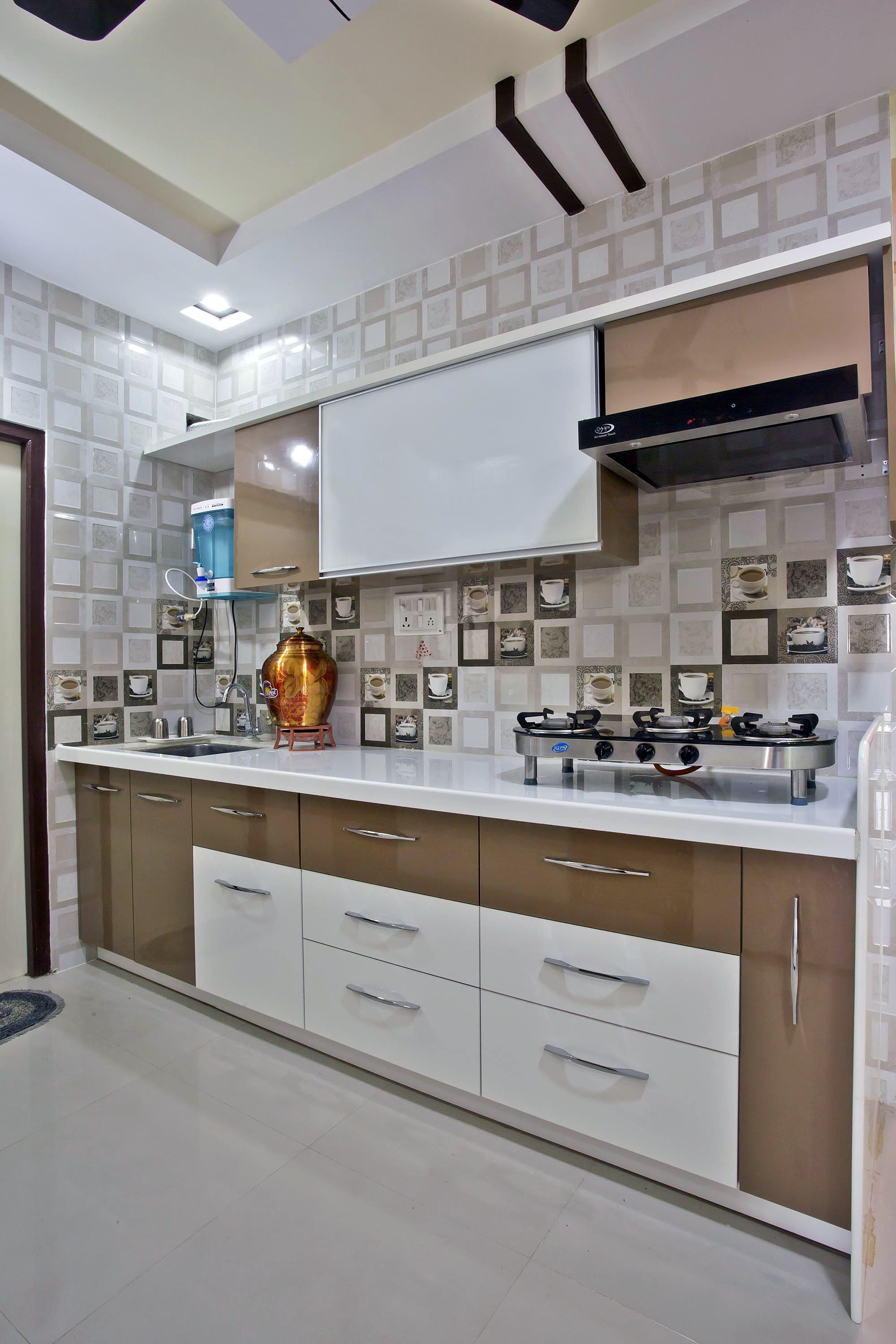 Smal Kitchen Ideas To Transform Your Portable Room Into A Smart Super Organised Space Kitchen Modular White Kitchen Remodeling Kitchen Remodel Small