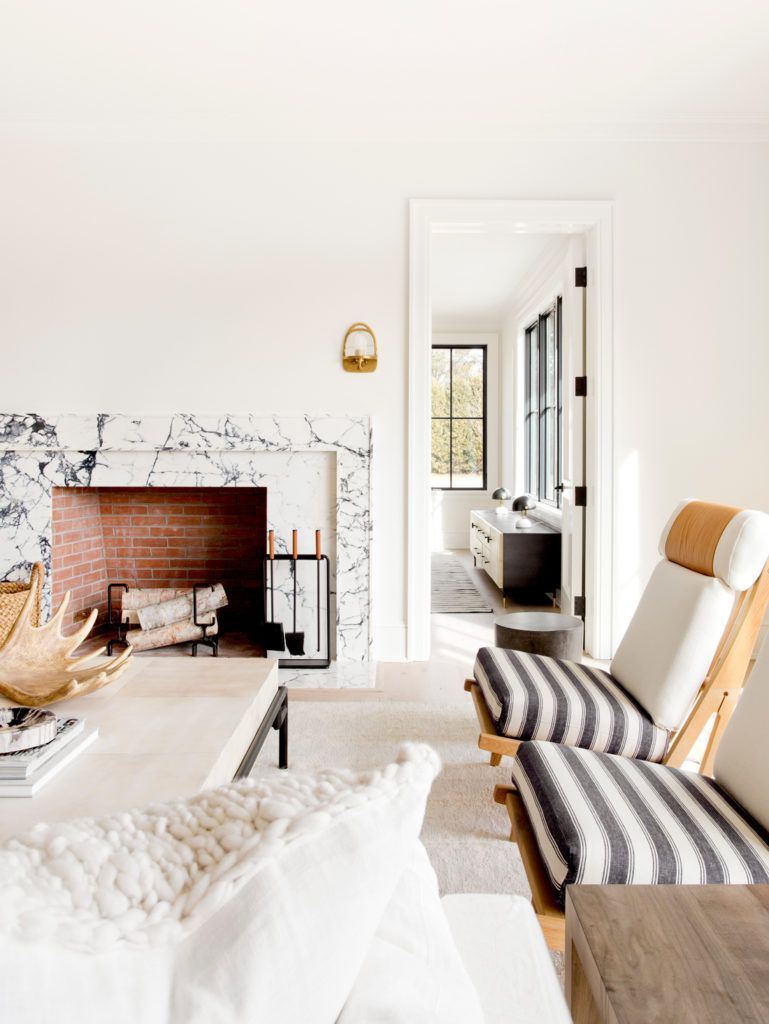 Modern Hamptons Living By Tamara Magel Belle Vivir