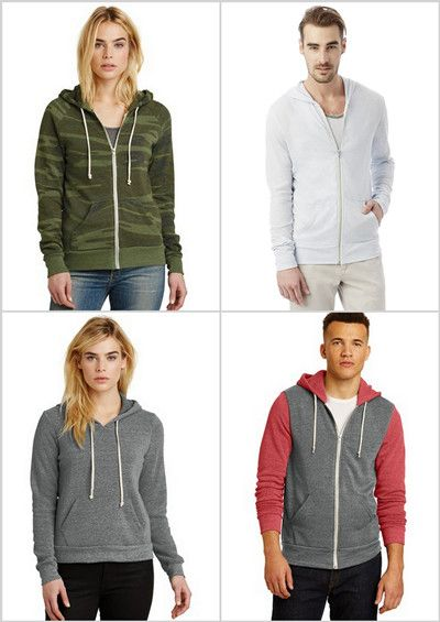 Alternative Apparel Hoodies from NYFifth