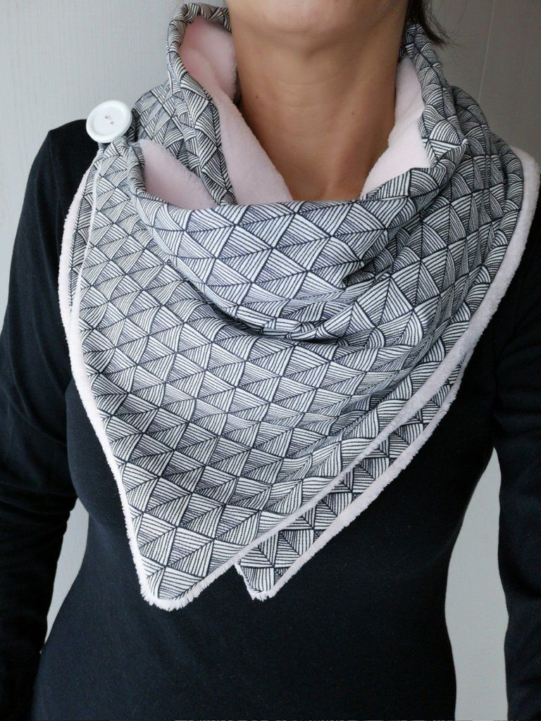 pregevole fattura nuovo arriva l'ultimo sciarpa bandana scalda collo*, by E Patapum su misshobby.com ...