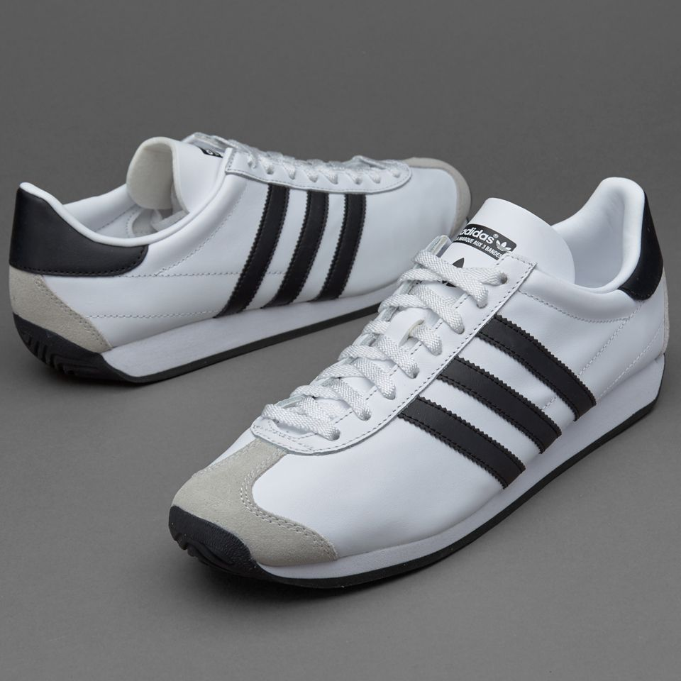 los angeles d070e 650c1 adidas Originals Country OG - White. adidas Originals Country OG - White Zapatillas  Para Correr, Moda Hombre ...