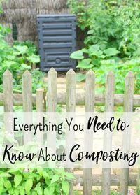 Everything you need to know about starting your very own compost pile in your ba
