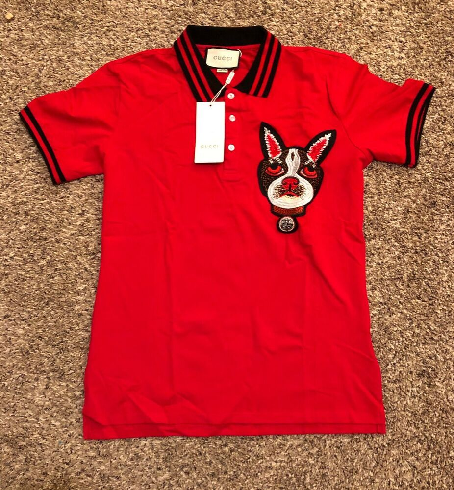 113bf61f Gucci Polo Shirt Mens Multicolor New With Tags Size Medium #fashion # clothing #shoes #accessories #mensclothing #shirts (ebay link)