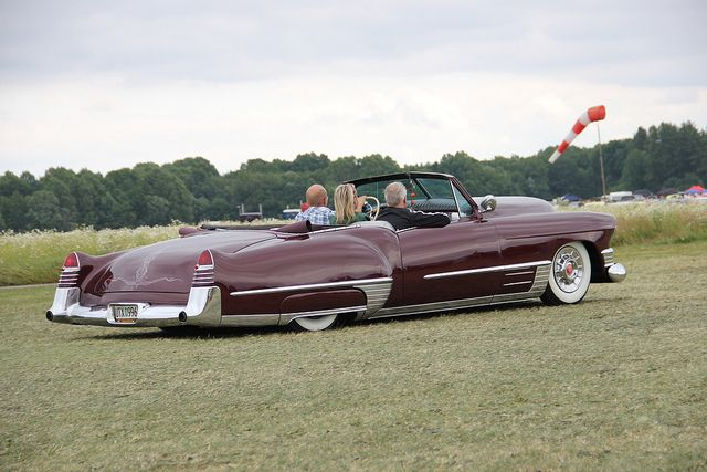 Cadillac 1949   Flickr - Photo Sharing!