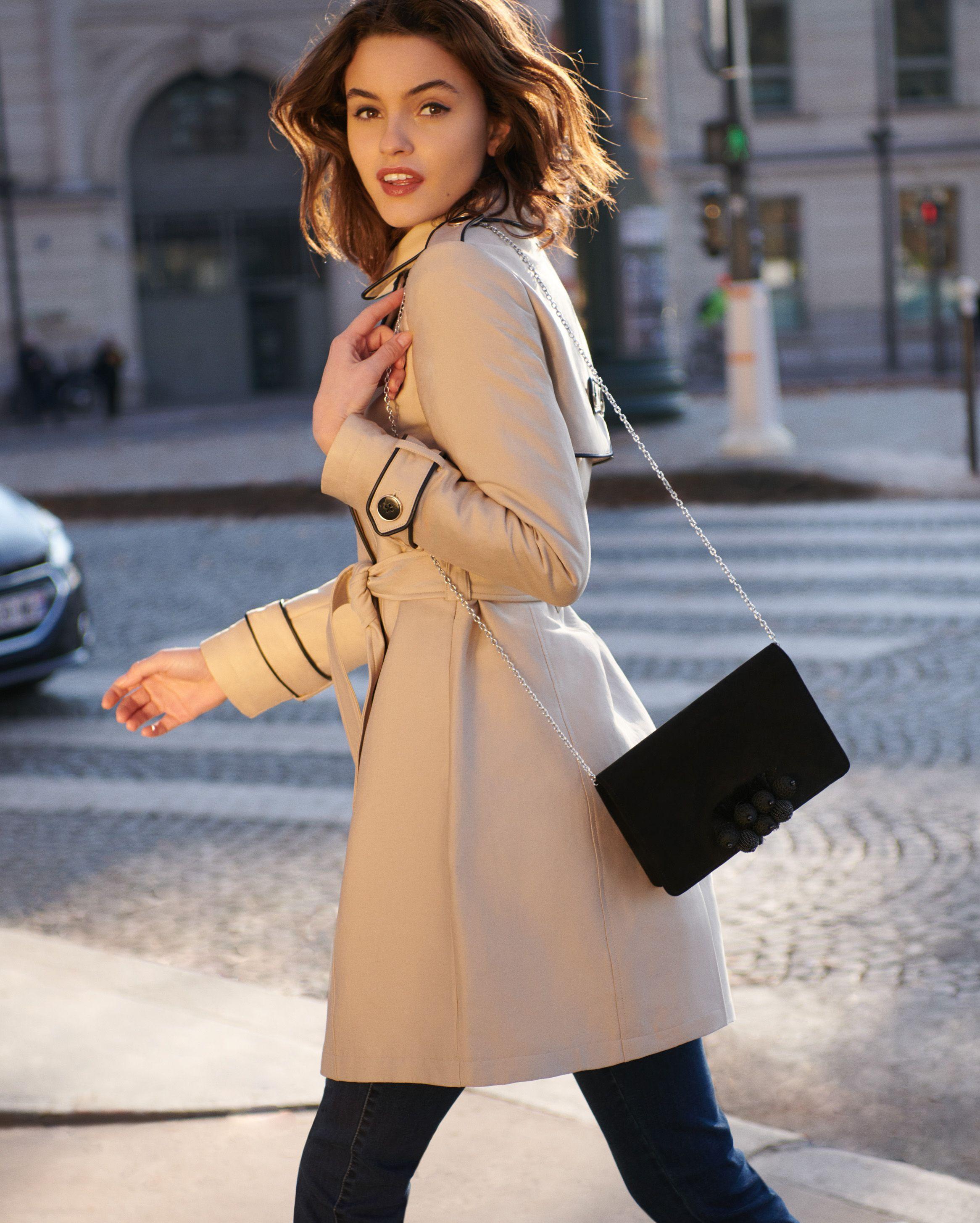 manteau oversize blanc morgandetoi