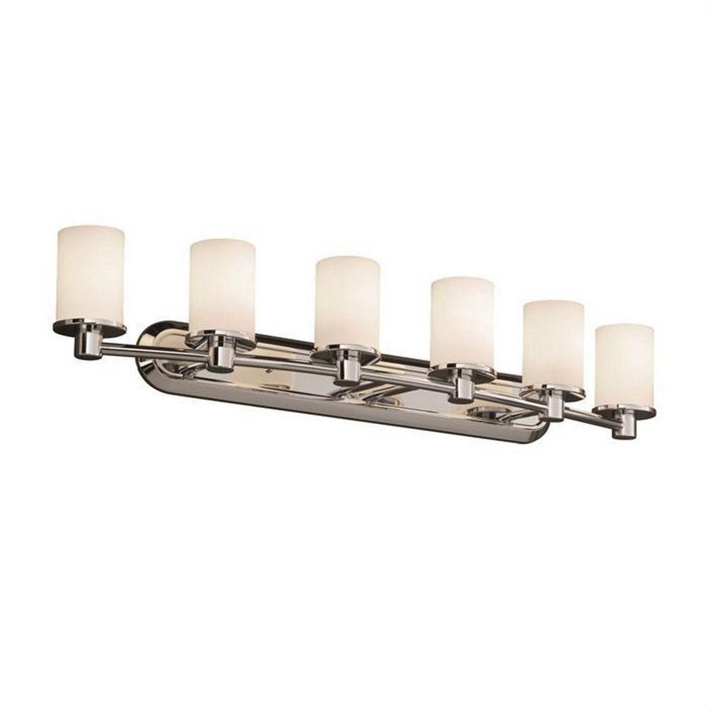 Rondo 6-Light Bath Bar | Bath, Bar and Lights