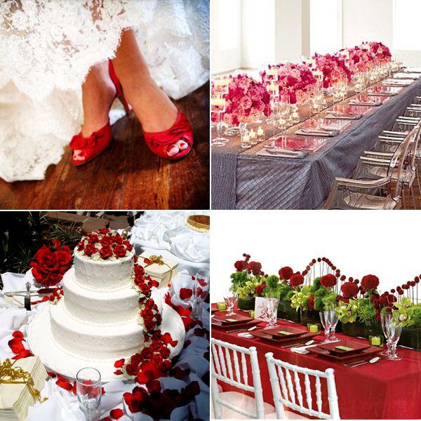 Cute Wedding Ideas For Reception: Valentines Day Weddings