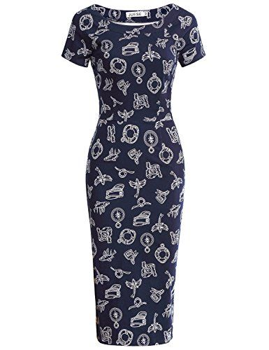 JUESE Women's Vintage Slim Fit Short Sleeve Floral Print ... https://www.amazon.com/gp/product/B01H1IPHSI/ref=as_li_qf_sp_asin_il_tl?ie=UTF8&tag=rockaclothsto-20&camp=1789&creative=9325&linkCode=as2&creativeASIN=B01H1IPHSI&linkId=f513107875f80aa9b4d2ab1a727c4e79