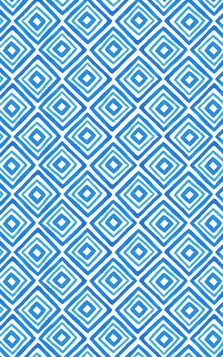 Phone background downloads from May Designs Blue Porcelain