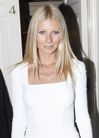 Gwyneth Paltrow at Obama Fundraiser in London...gorgeous