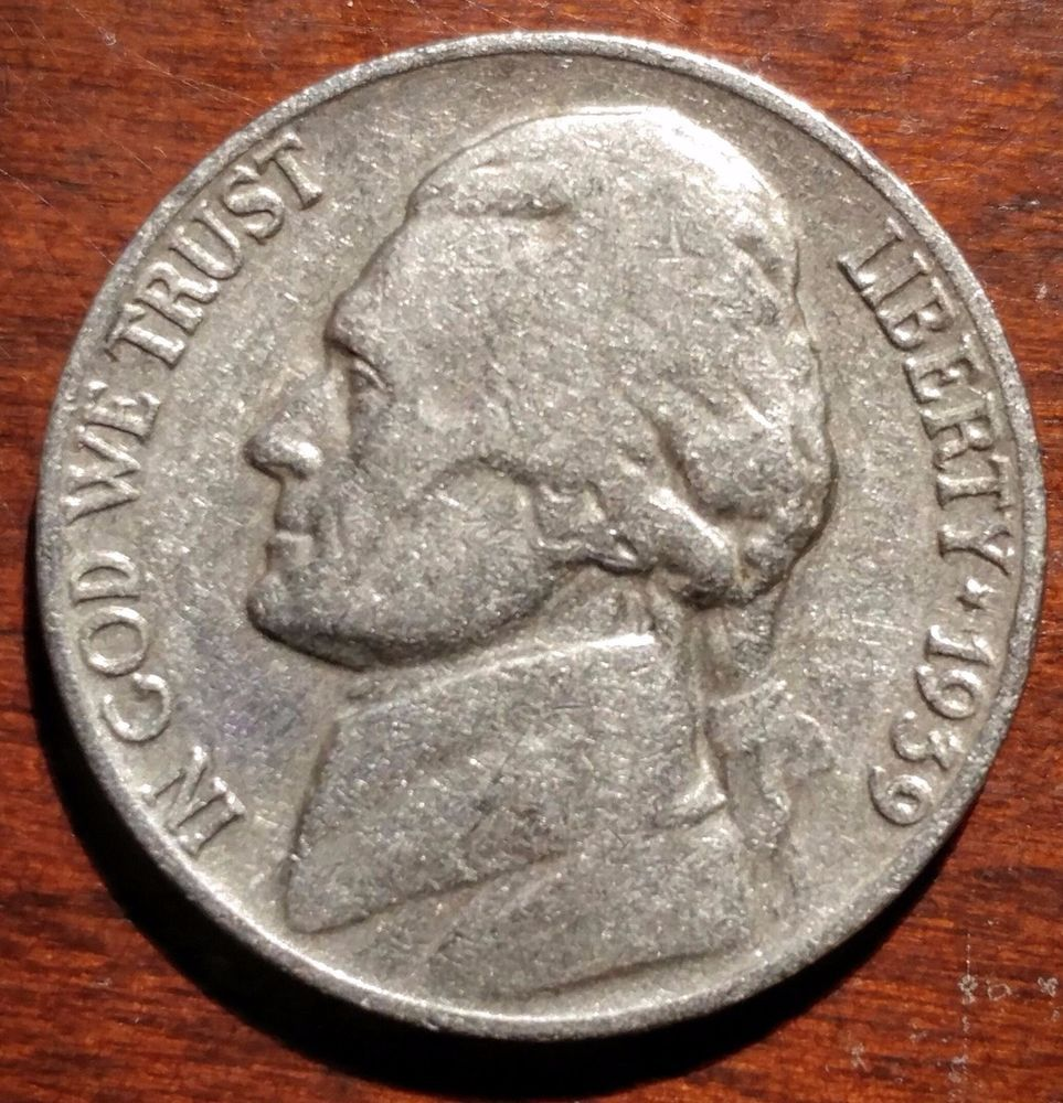 Jefferson Nickels - Price Charts & Coin Values |Rare American Nickels