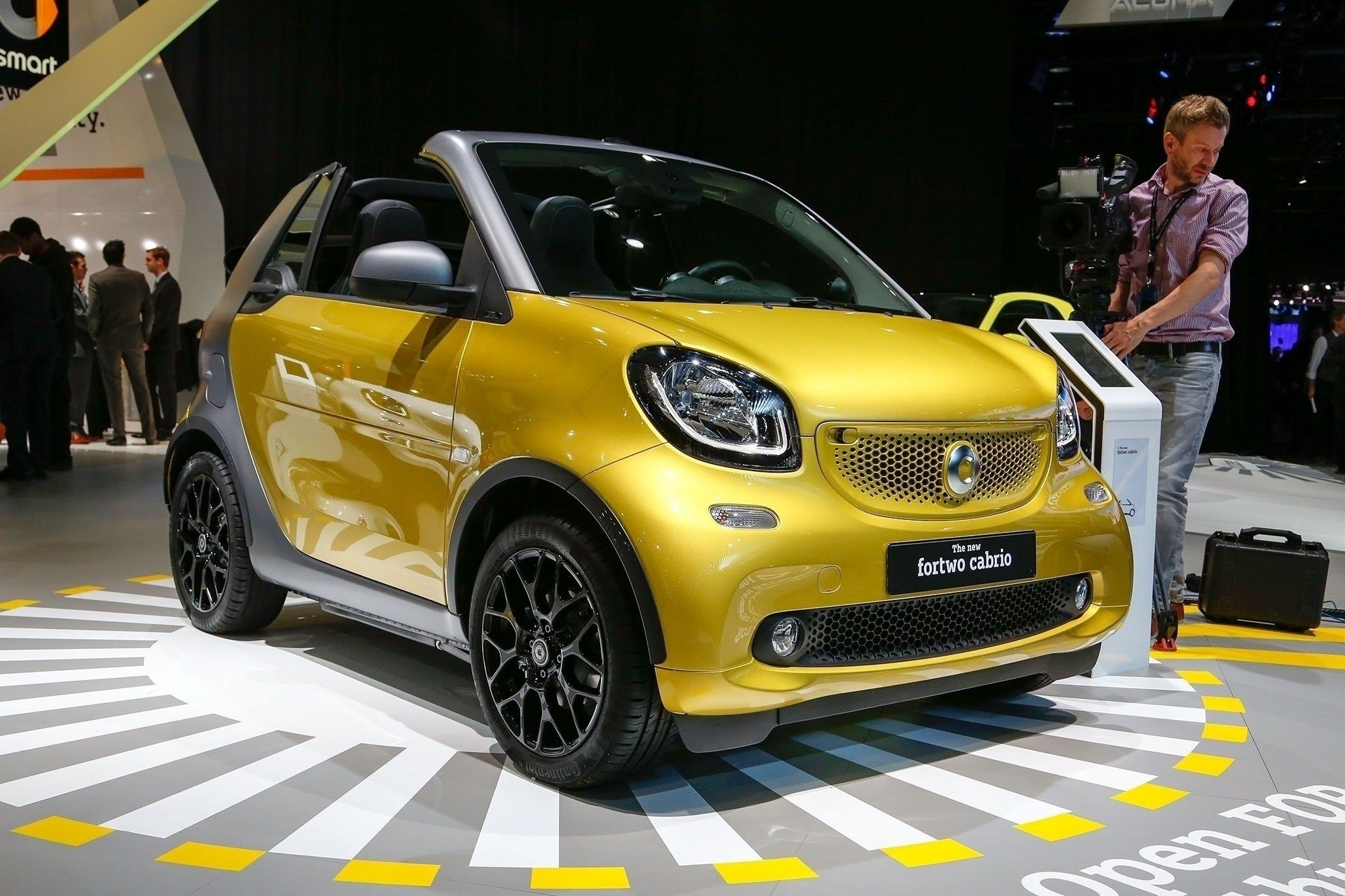 2020 Smart Fortwos Price and Release date Smart fortwo