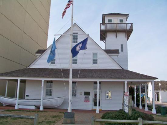 Virginia Beach Old Coast Guard Station