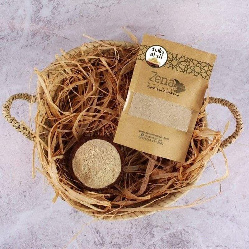 عشبة الداد المغربية Herbs Natural Cosmetics Black Soap